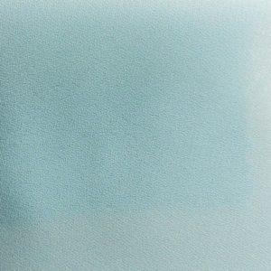 Tissu georgette bleu GG02
