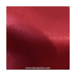 Satin rouge ST10