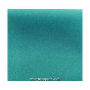 Tissu georgette turquoise GG05