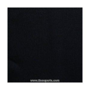 Tissu georgette noir GG07
