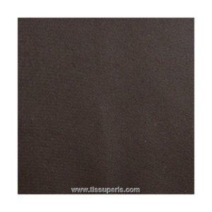 Tissu georgette brun GG09