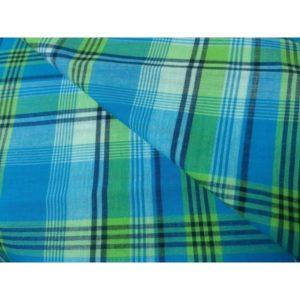 Tissu coton madras MDS015