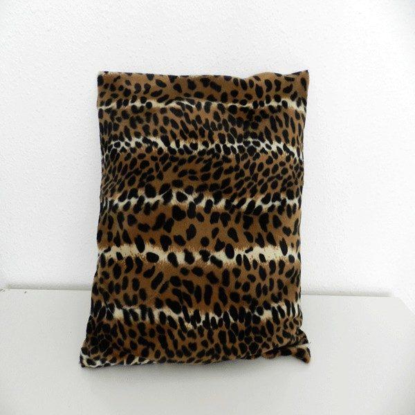 Housse de coussin 40*40 tiger marron HC04