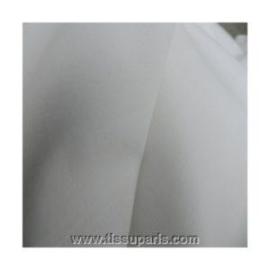 Tissu coton blnc CT14