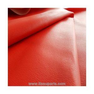 Tissu simili cuir SMLS01