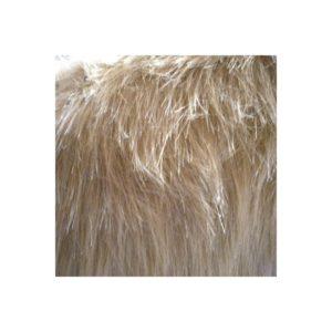 Fourrure synthetique poils longs FSPL05