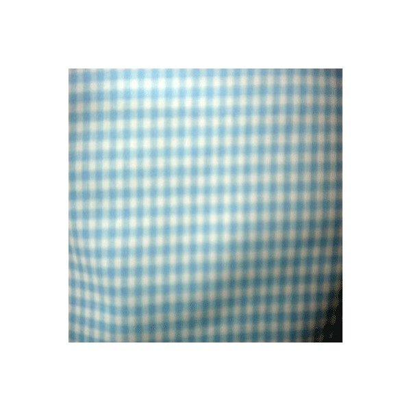 Tissu Vichy blue Petits VCP03