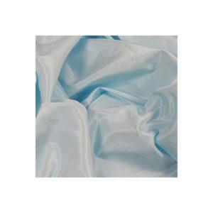 Tissu taffetas Uni blue ciel TTF01