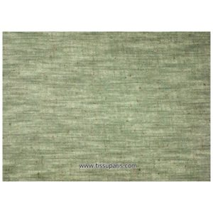 Lin Haute qualité vert 501542-1