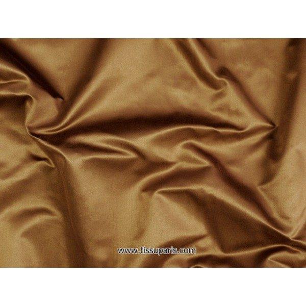Satin de Soie (Pure Soie) RS-10106-5 marron