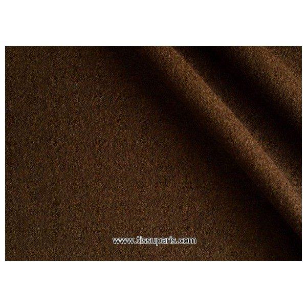 Laine Bouillie marron 100% Laine 901466-11