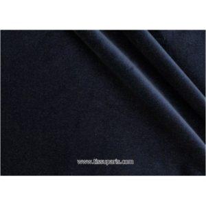 Velours de Coton bleu marine 1977-9 145cm