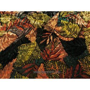 Velours Motifs floral SOPO-1148 110cm