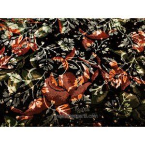 Velours Motifs floral SOPO-1150 110cm