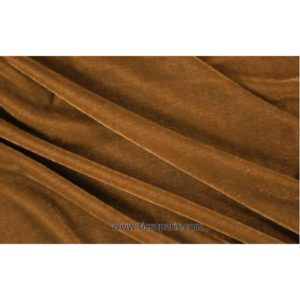 Velours stretch sable 1719-10