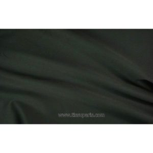 Satin de coton stretch noir 501537-8