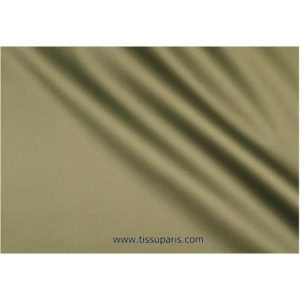 Satin de coton stretch beige-gris 501537-23