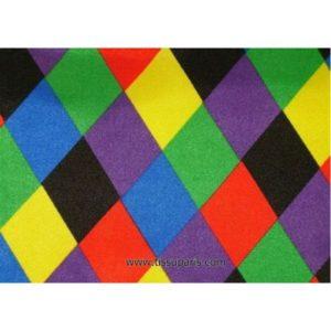 Satin polyester losanges 5192-6 150cm