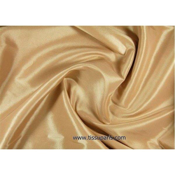 Taffetas Polyester beige 1590-23 150cm