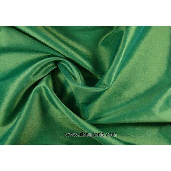 Taffetas Polyester vert clair 1590-33 150cm