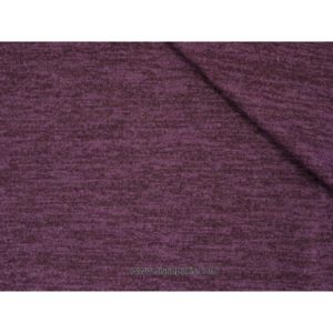 Tricot élasthanne aubergine 150cm 901528-3