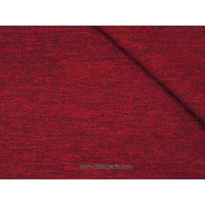 Tricot élasthanne rouge foncé 150cm 901528-10
