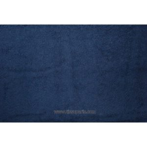 Tissu éponge bleu marine uni 150cm 1437-3