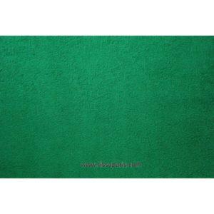 Tissu éponge uni vert 150cm 1437-5