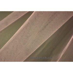 Tissu tulle doux nylon rose 150cm 5433-20