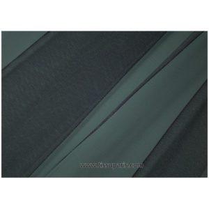 Tissu tulle doux nylon bleu foncé 150cm
