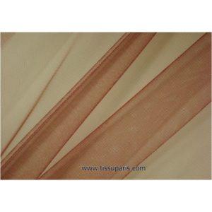 Tissu tulle doux nylon bordeaux 150cm