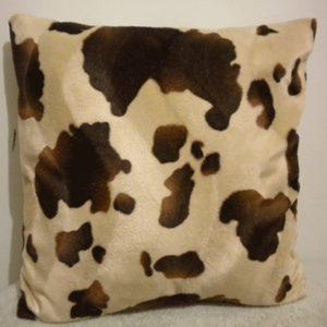 Housse de coussin 40*40 Vache HC10