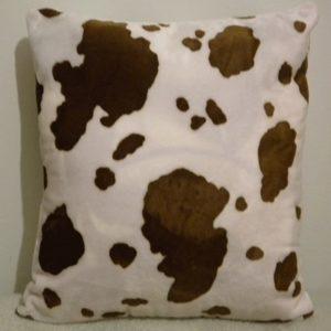 Housse de coussin 40*40 vache HC11