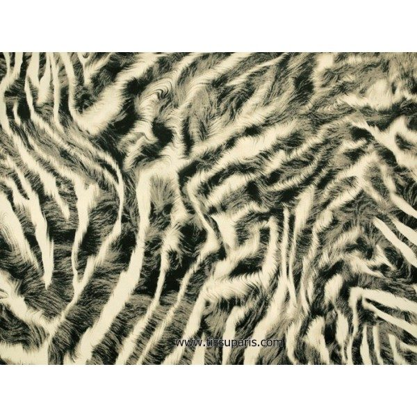 Jersey motif pelage animal SOPO-1711 140cm