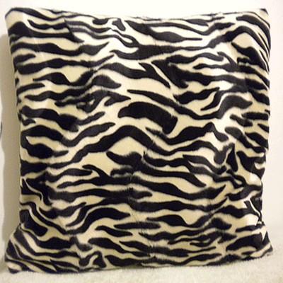Housse de coussin 40*40 zebra HC06