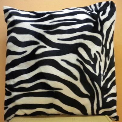 Housse de coussin 40*40 zebra HC08