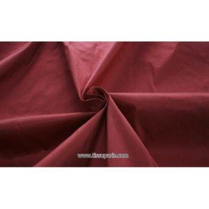 Doupion rouge 441101 (100% Soie Sauvage)