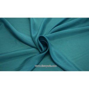 Taffetas bleu 402144 ( 100% Soie )
