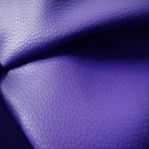 Simili cuir rigide violet SDG15