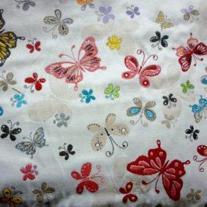 tissu Fleur d'éte 03